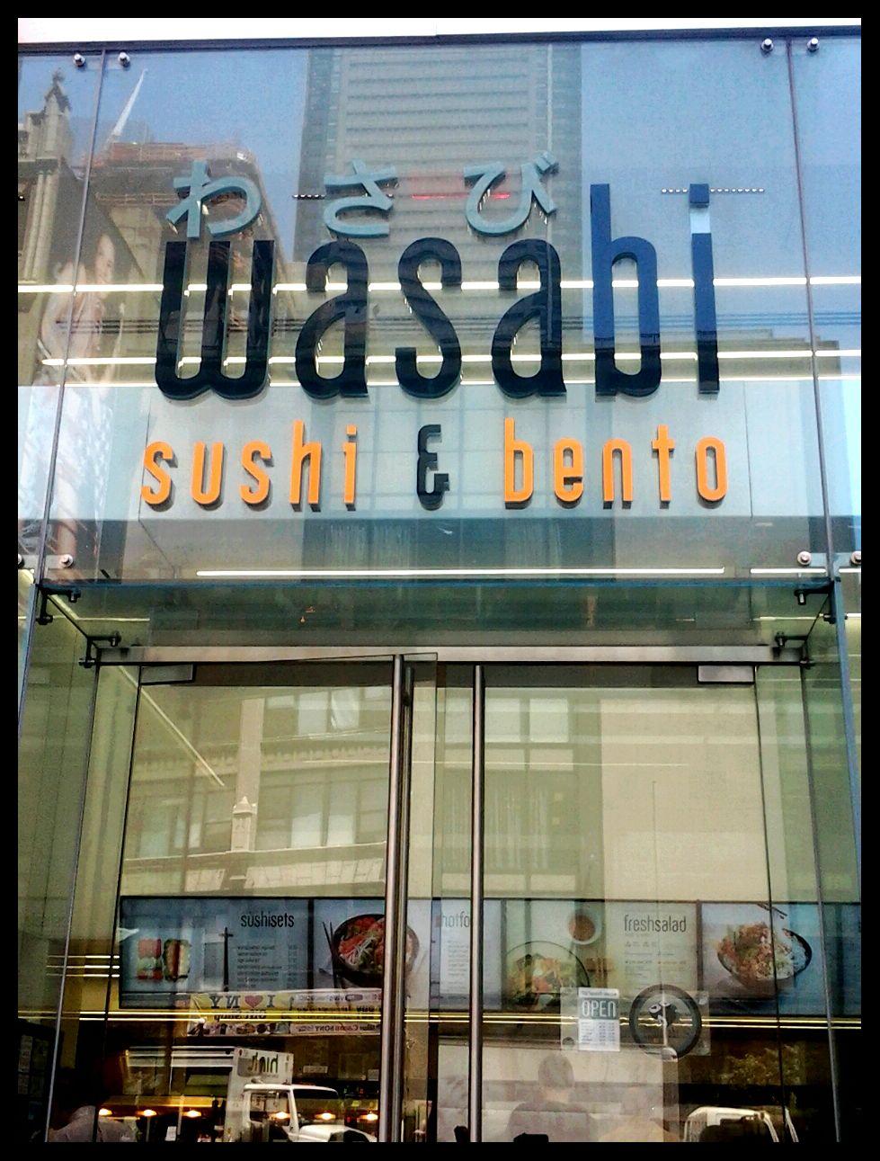 Sushi Restaurants Times Square